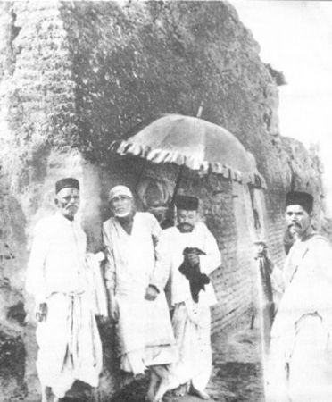 Shirdi Sai Baba Real Life Pictures | Life and Historical Vintage