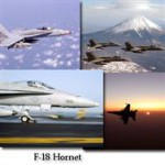 F 18 Hornet Screen Saver