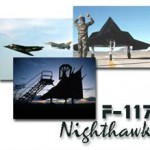 F 117 Nighthawk Screen Saver