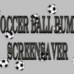 Soccer Ball Bump Screensaver