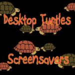 Desktop Turtles Screensaver