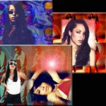 Aaliyah Screen Saver