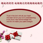 Anniversary Gift Greetings