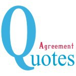 Agreement Quotes