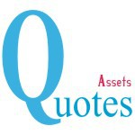 Assets Quotes