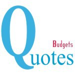 Budgets Quotes