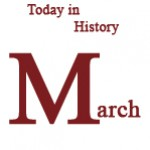 March in History